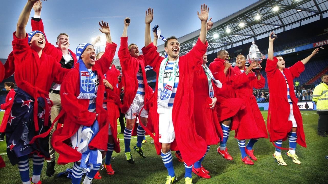 Bekerfinale 2014: PEC Zwolle-Ajax