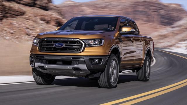 Winst autoconcern Ford bijna 2 miljard dollar lager