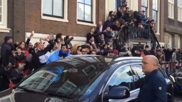 Ook opstoppingen bij hotel na vertrek Marokkaanse koning