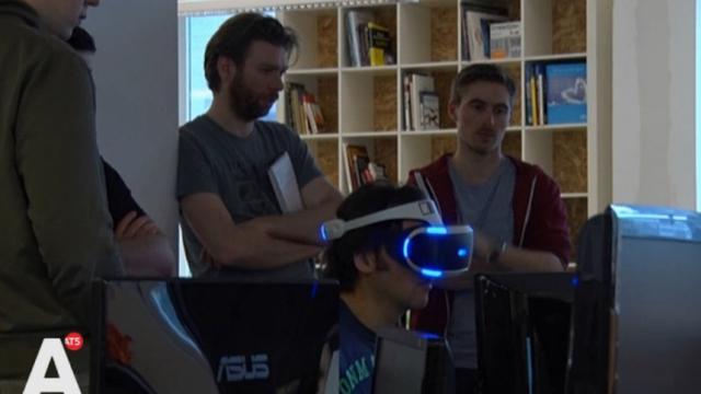 'Amsterdam als Europese hoofdstad van de virtual reality'