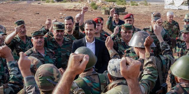 CDA wil banden met Al Assad aanhalen, maar Kamer wijst het voorstel af