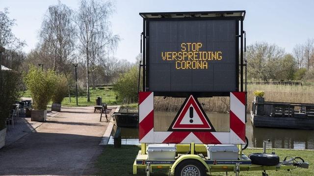 Vier parken in Utrecht ontruimd vanwege drukte