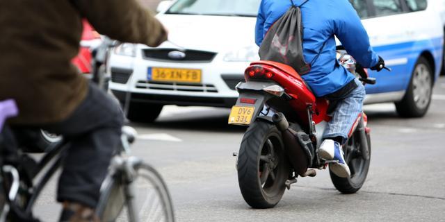 Honderden boetes voor foutparkeerders Leidseplein Amsterdam