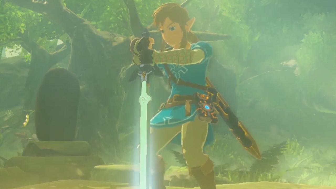 Gametrailer: The Legend of Zelda: Breath of the Wild
