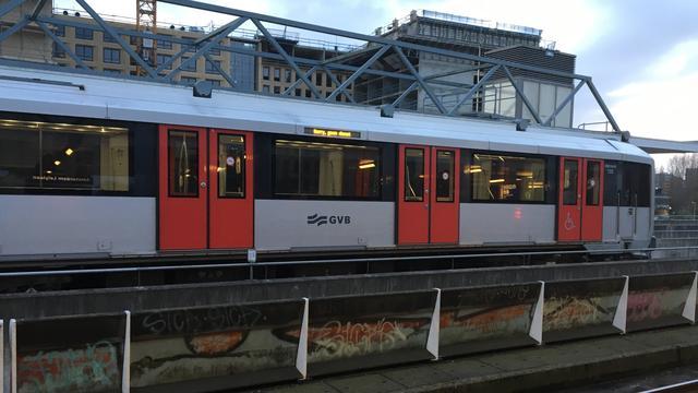 Metro 50 en 51 rijden tijdelijk niet de volledige route