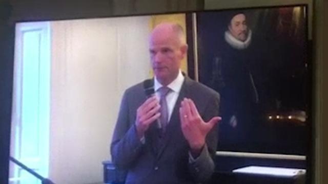 Minister Blok uit onvrede over multiculturaliteit in gelekte video