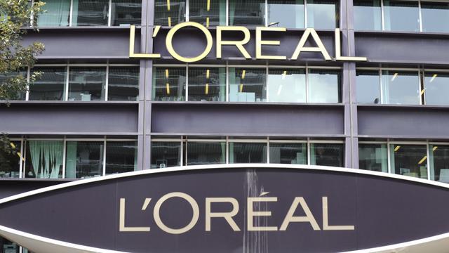 L'Oréal blijft profiteren van zwakke euro