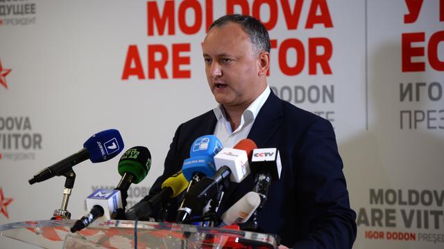 President Moldavië door rechters gepasseerd bij vorming nieuwe regering