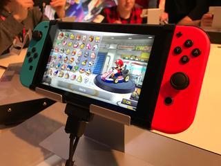Onduidelijk hoe VR-modus Nintendo Switch moet werken