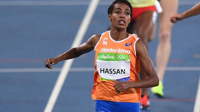 Hassan voldoet aan limiet op 5000 meter en mag naar WK