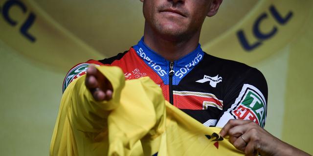 Van Avermaet kijkt uit naar 'mooi avontuur' in gele trui