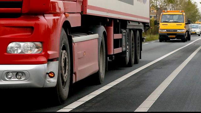 Strengere controles voor truckers in Benelux