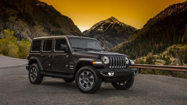 Jeep toont eerste foto's van opvolger Wrangler