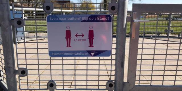 Buurtbewoners willen Vlissingse speeltuin Oude Stad zo snel mogelijk openen
