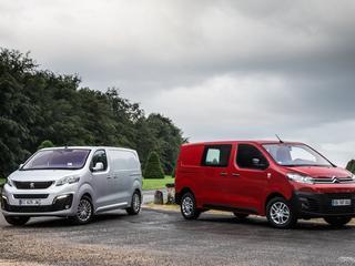 Vorige maand zijn er net zoveel bedrijfsauto's verkocht als vorig jaar augustus.