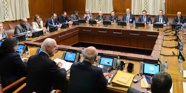Dit moet u weten over de vredesbesprekingen in Genève