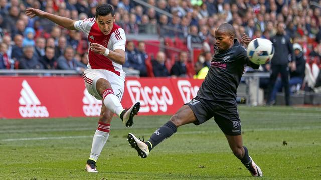 El Ghazi verwacht dat Ajax druk aankan in laatste wedstrijden