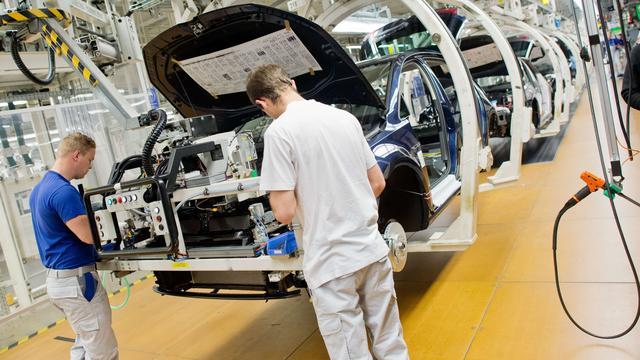 Werknemers Volkswagen krijgen loonsverhoging