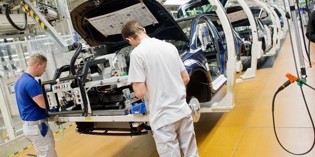 Volkswagen gaat met werknemers praten over bezuinigingen
