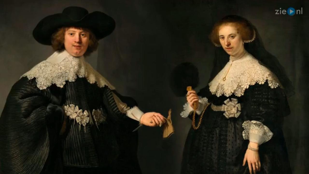 Marten & Oopjen in het Rijksmuseum