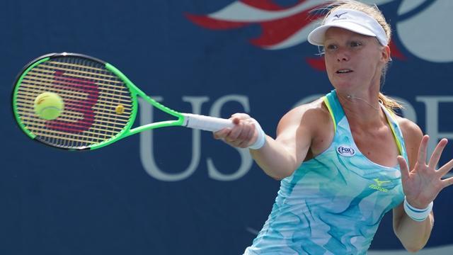 Eerste ronde eindstation voor Bertens en Hogenkamp op US Open