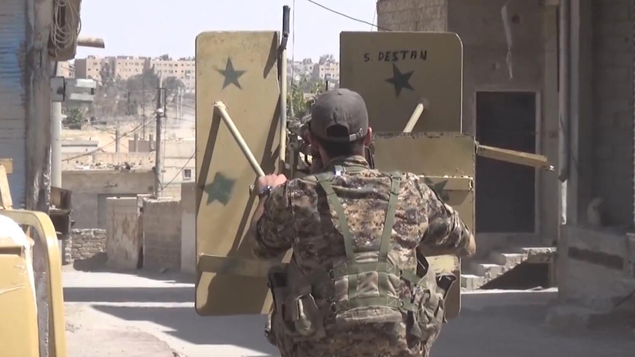 Hevige gevechten Syrië om strategische dam op IS te heroveren