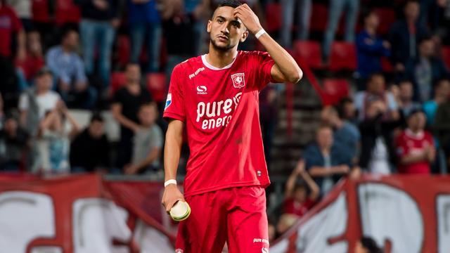 'Ajax onderneemt alsnog poging om Ziyech in te lijven'