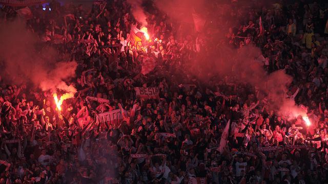 UEFA beboet vijf landen voor misstanden tijdens EK-kwalificatieduels