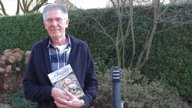 Piet van der Linden beschrijft ervaringen als vrijwilliger in Nepal
