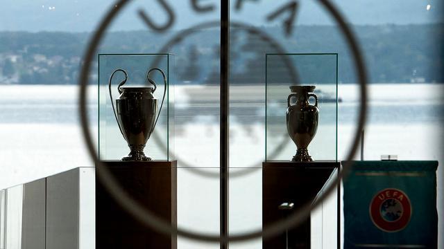 De mogelijke komst van de Super League zou een grote devaluatie van de Champions League betekenen.