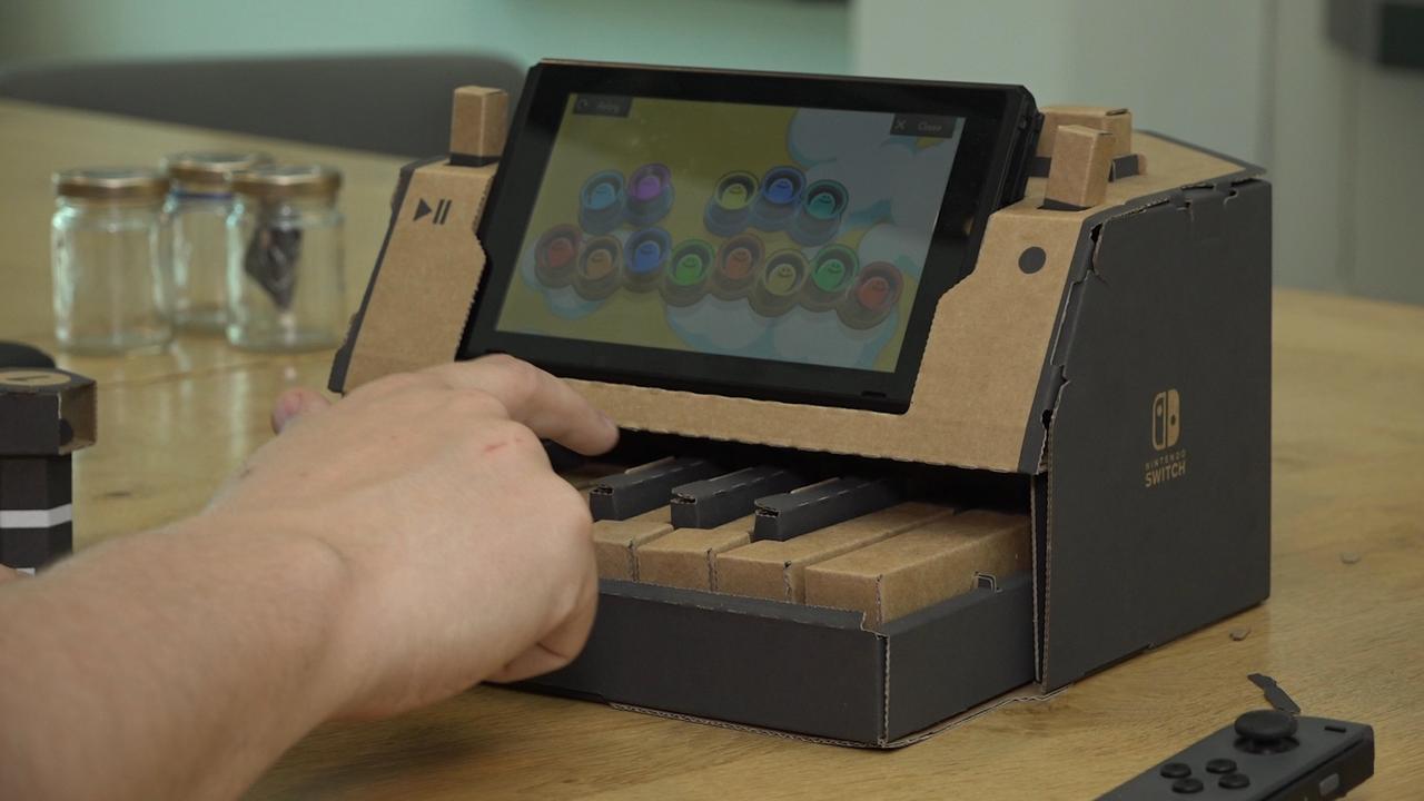 Is knutselpakket Nintendo Labo alleen leuk voor kinderen?