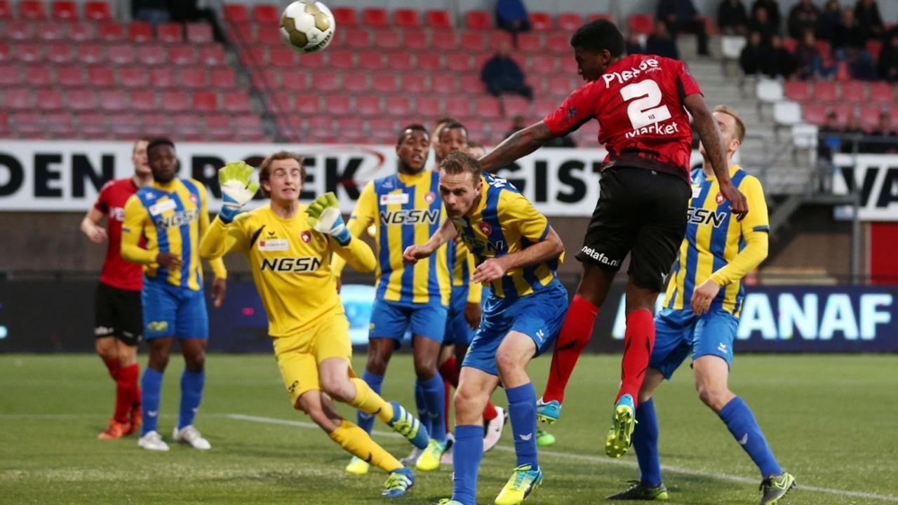 Bekijk de samenvatting van Helmond Sport-Oss