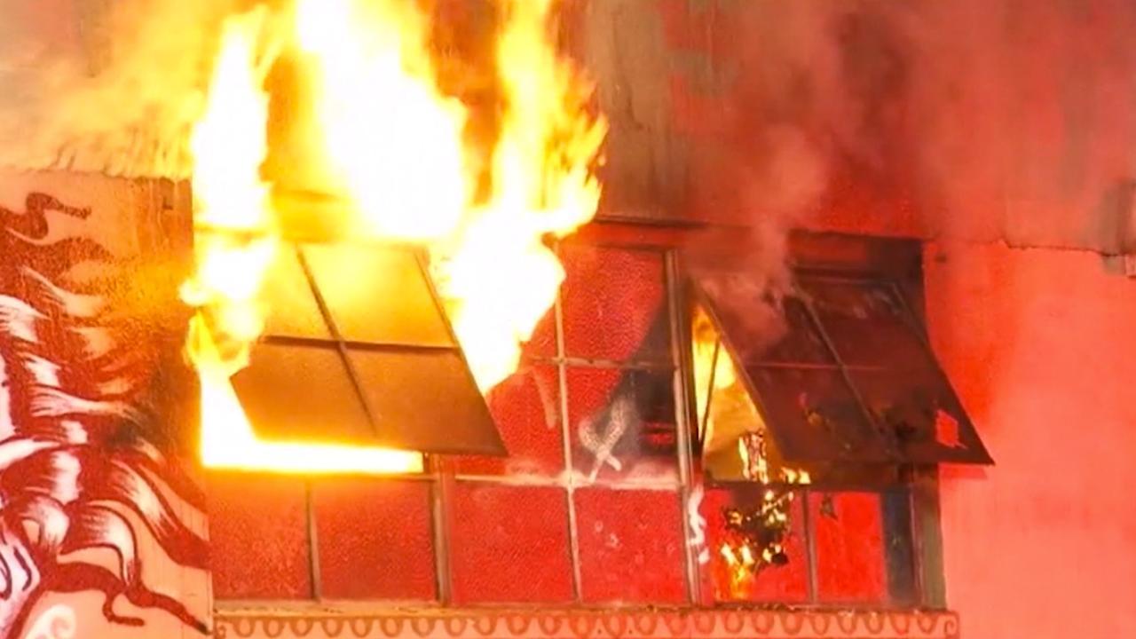 Zeker negen doden bij grote brand in Amerikaanse staat Californië
