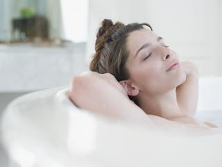 In bad gaan zou goed voor je dieet zijn
