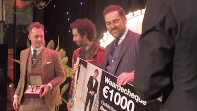 Politicus Klaas Dijkhoff uitgeroepen tot best geklede man van het jaar