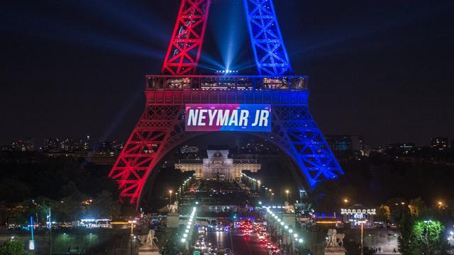 LFP start FIFA-procedure om Neymar speelgerechtigd te krijgen
