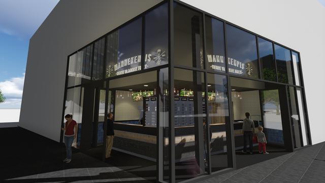 Snackbar Manneken Pis krijgt vestiging op Stationsplein Utrecht Centraal