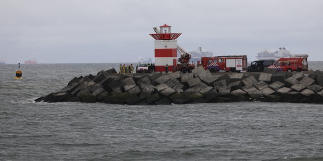 Politie vindt lichaam bij strand Scheveningen, gaat mogelijk om vermiste surfer