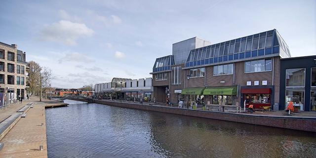 Mogelijk appartementen boven winkelcentrum Aarhof