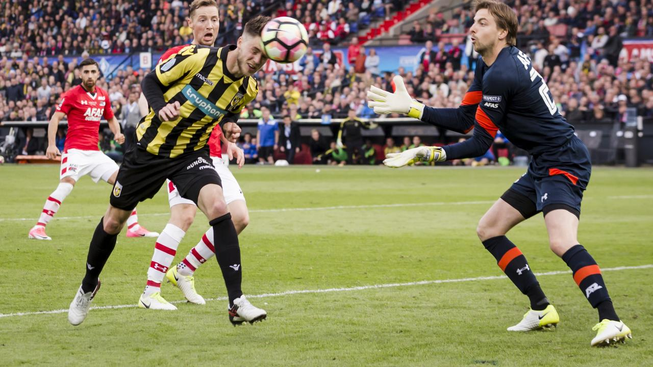 Samenvatting bekerfinale AZ-Vitesse (0-2)