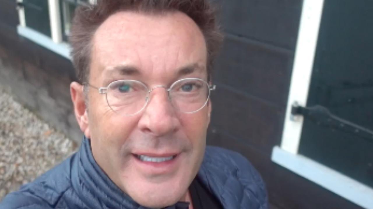 Gerard Joling voert taakstraf uit voor aanrijden bejaarde