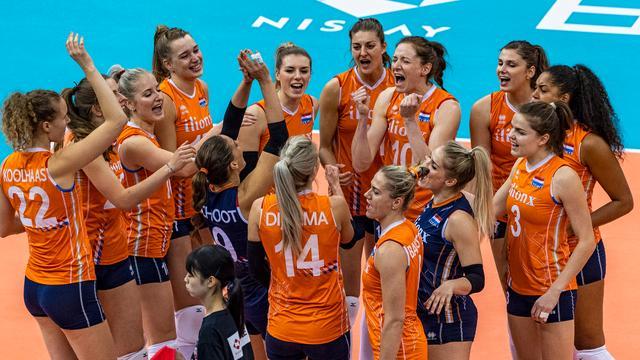 Nederland en Polen organiseren WK volleybal voor vrouwen in 2022
