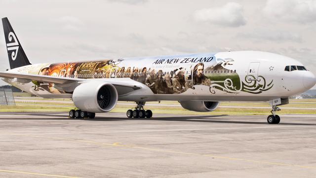 Air New Zealand verkozen tot beste vliegmaatschappij