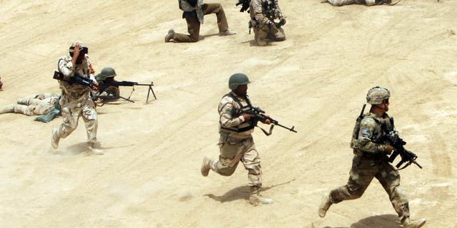 Rusland werkt aan 'informatiecentrum' over terrorisme in Bagdad