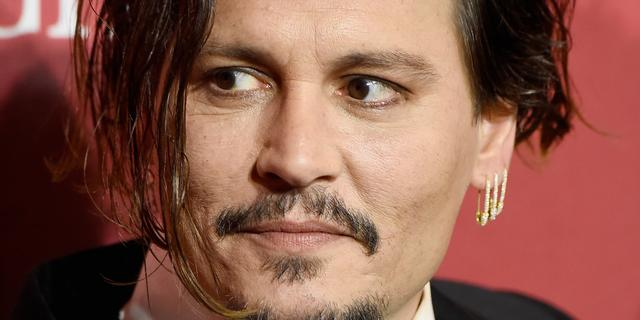 Johnny Depp in film geïnspireerd op schandaal Strauss-Kahn