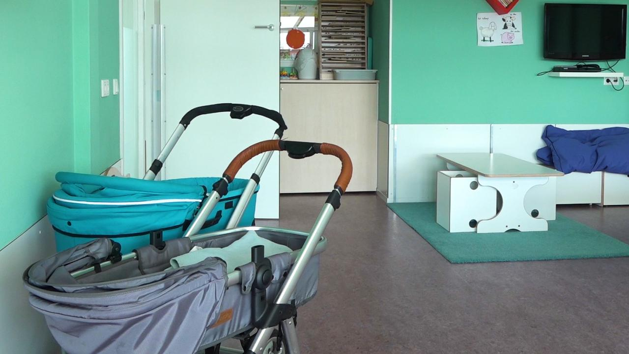 Lege kinderopvang stuurt personeel naar huis