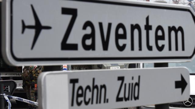 Bommeldingen op vluchten naar Belgische luchthaven Zaventem vals