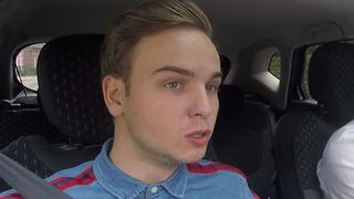 In de auto met YouTube-ster Dylan Haegens: 'Was bang dat ik narcist was'