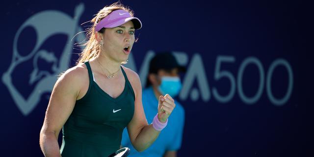 Spaanse tennisster Badosa is een van besmette Australian Open-deelnemers