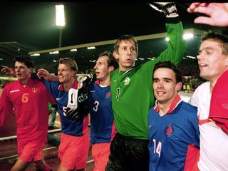 Sneijder kan negatief record Puck van Heel evenaren